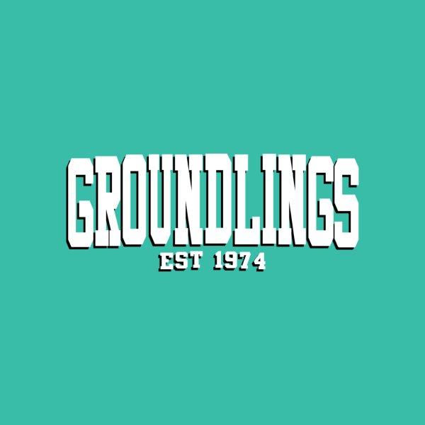 image for Groundlings Varsity Font