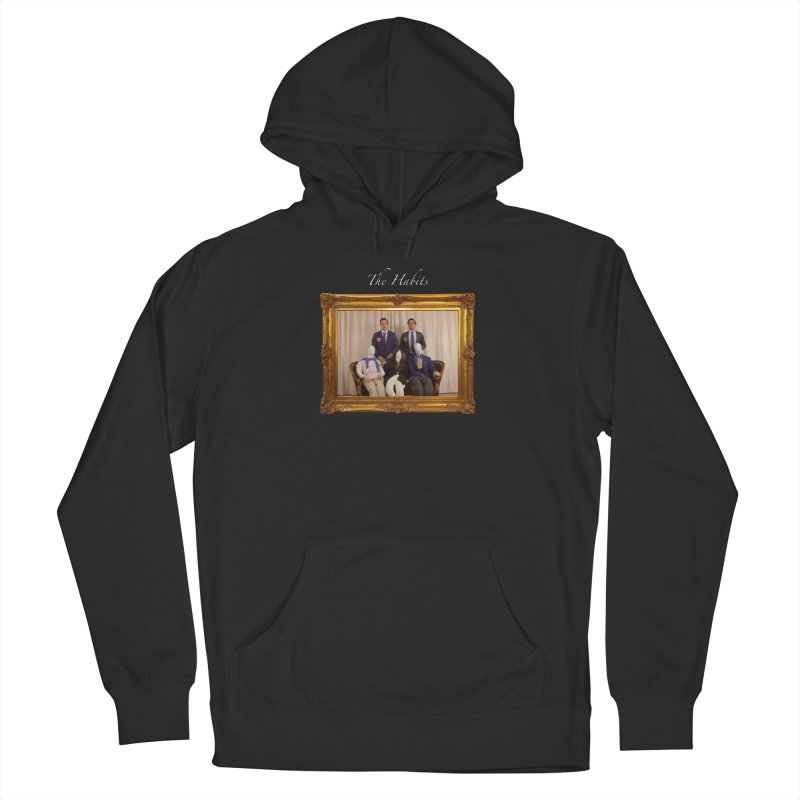 What's The Worst That Could Happen? (name in white) Women's Pullover Hoody by The Habits Official Merch