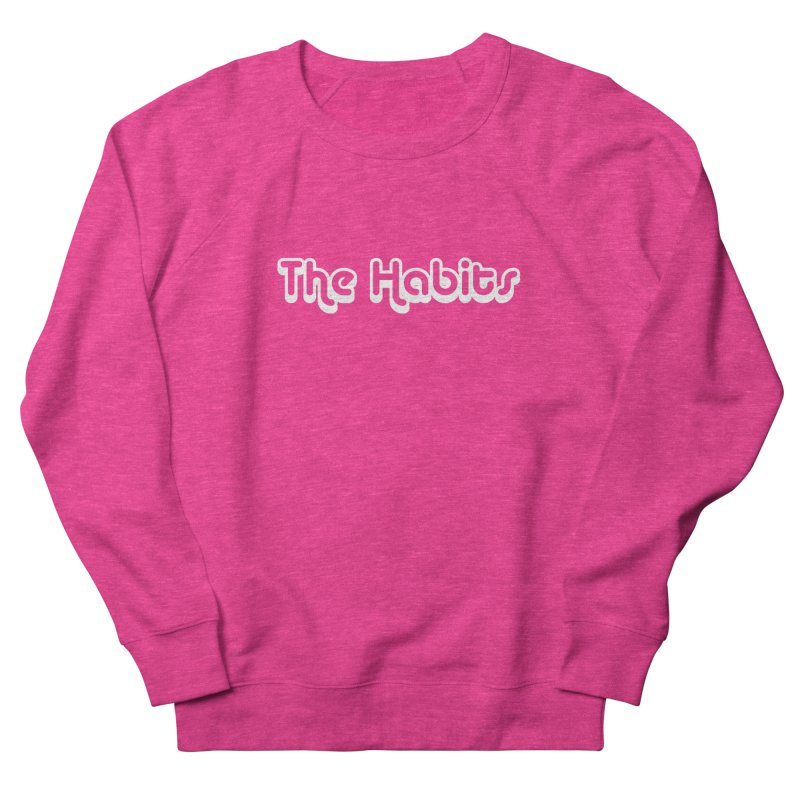 The Habits (white outline) Men's Sweatshirt by The Habits Official Merch