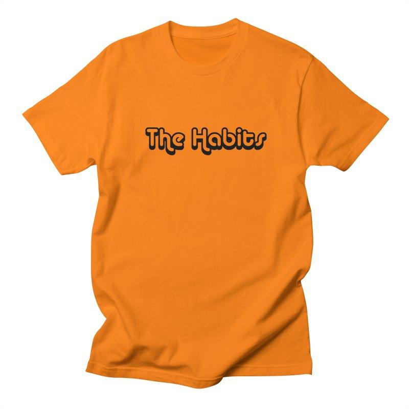 The Habits (black outline) Men's T-Shirt by The Habits Official Merch