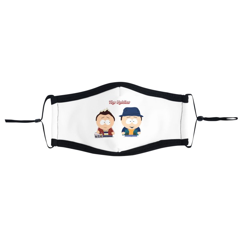 After Party Face Mask Accessories Face Mask by The Habits Official Merch