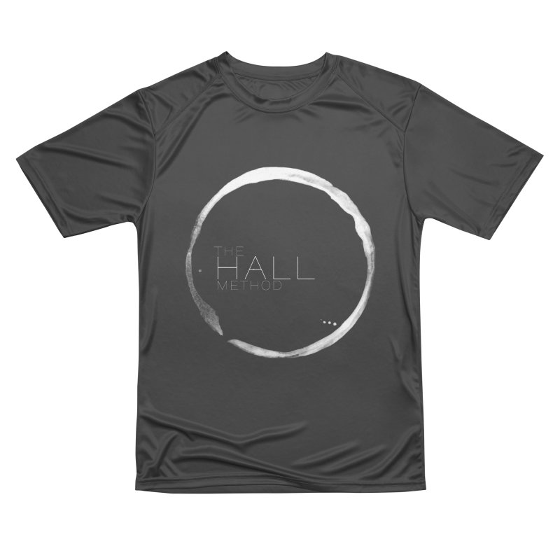 The Hall Method Men's Performance T-Shirt by The Hall Method