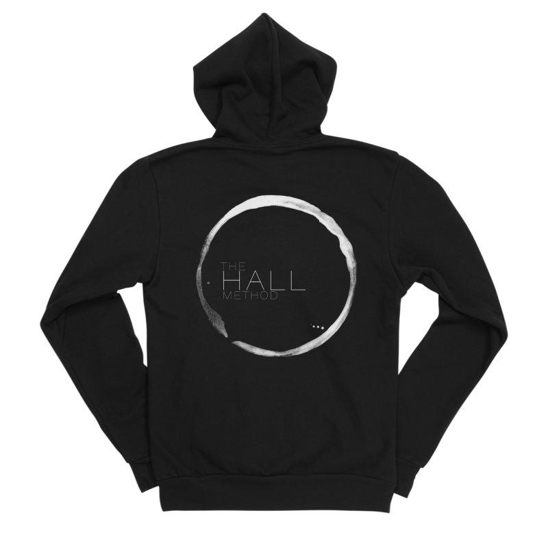 The Hall Method Men's Sponge Fleece Zip-Up Hoody by The Hall Method