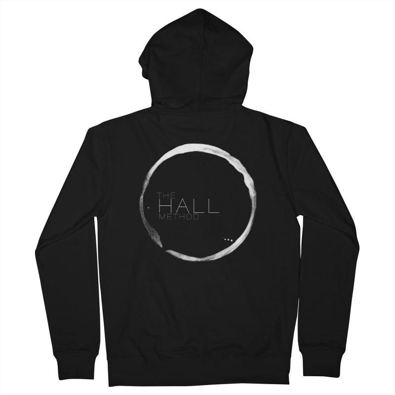 The Hall Method Men's French Terry Zip-Up Hoody by The Hall Method