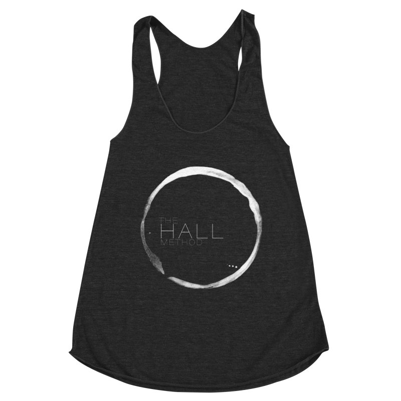 The Hall Method Women's Racerback Triblend Tank by The Hall Method