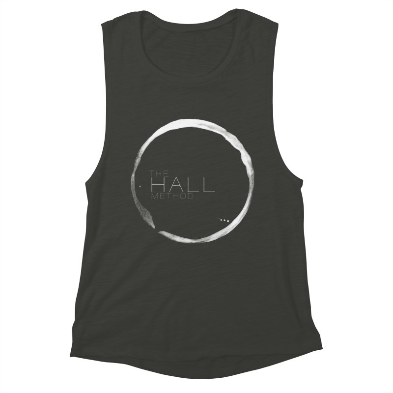 The Hall Method Women's Muscle Tank by The Hall Method