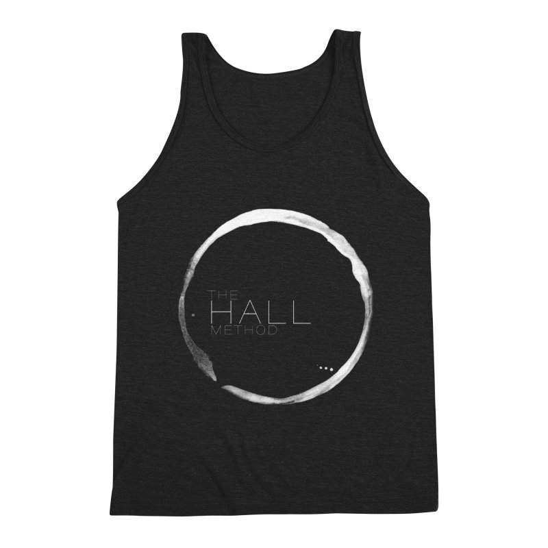 The Hall Method Men's Triblend Tank by The Hall Method