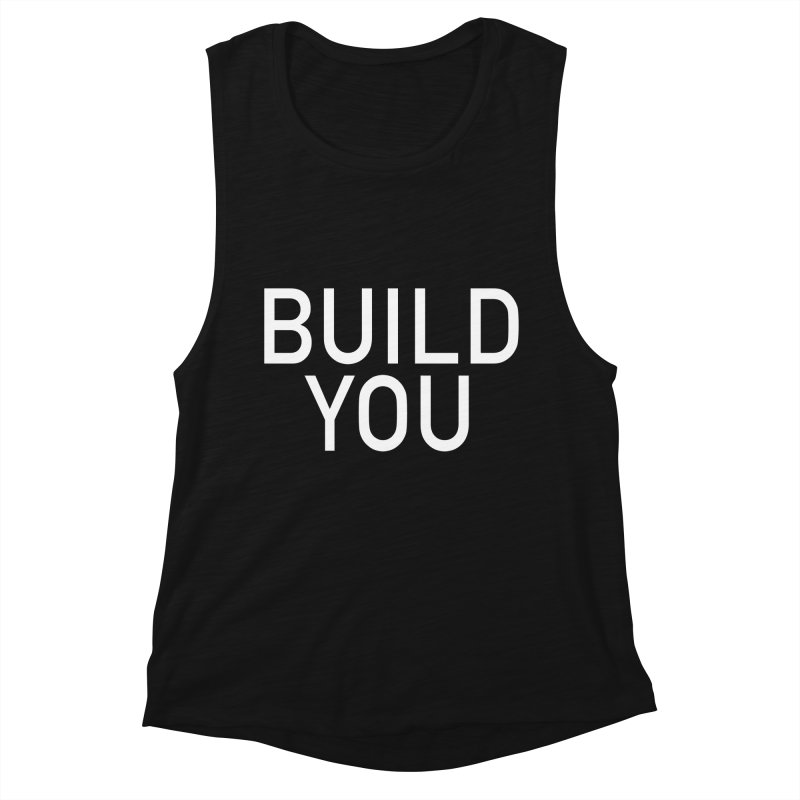 BUILD YOU Women's Tank by The Hall Method