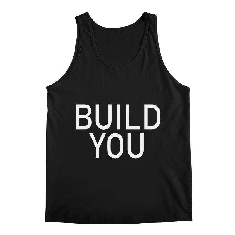 BUILD YOU Men's Regular Tank by The Hall Method