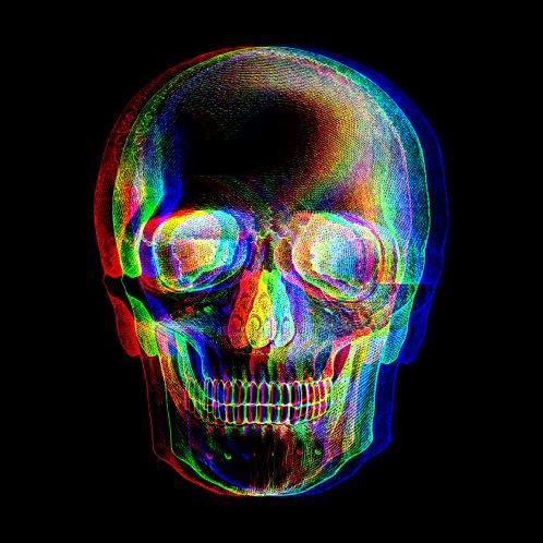Design for Pop Skullture: RGB