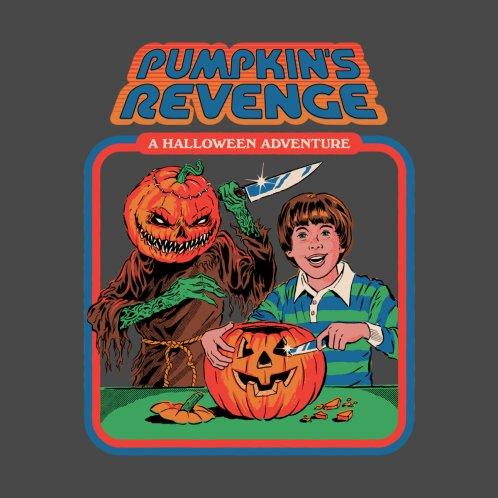 Design for Pumpkin's Revenge