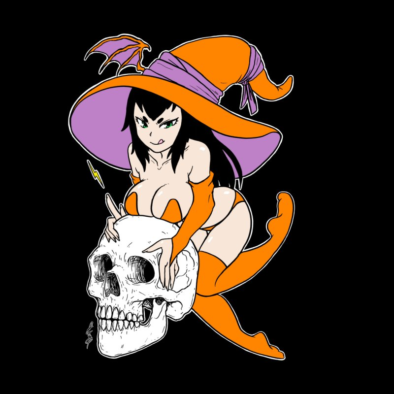 Witch 1 Men's T-Shirt by The Halloween Shop