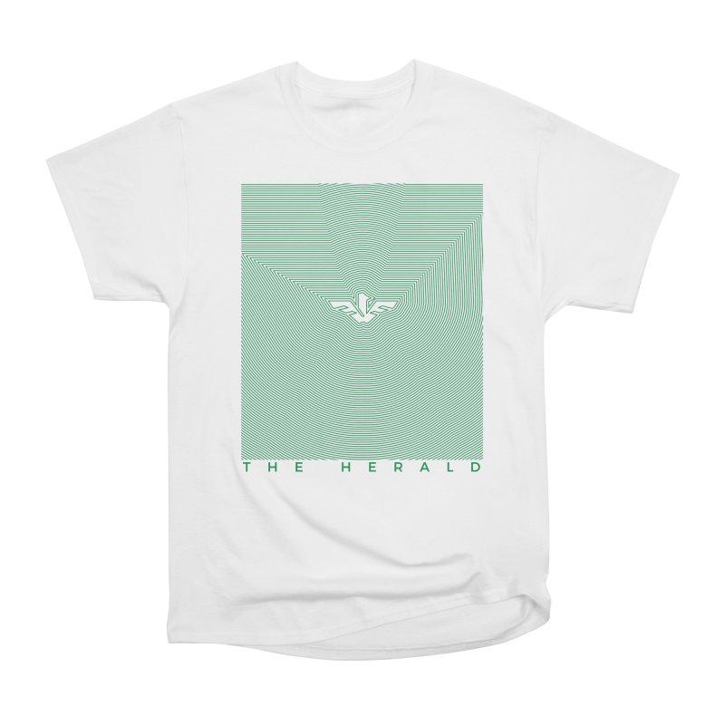 The Herald Women's Heavyweight Unisex T-Shirt by theheraldmusic's Artist Shop