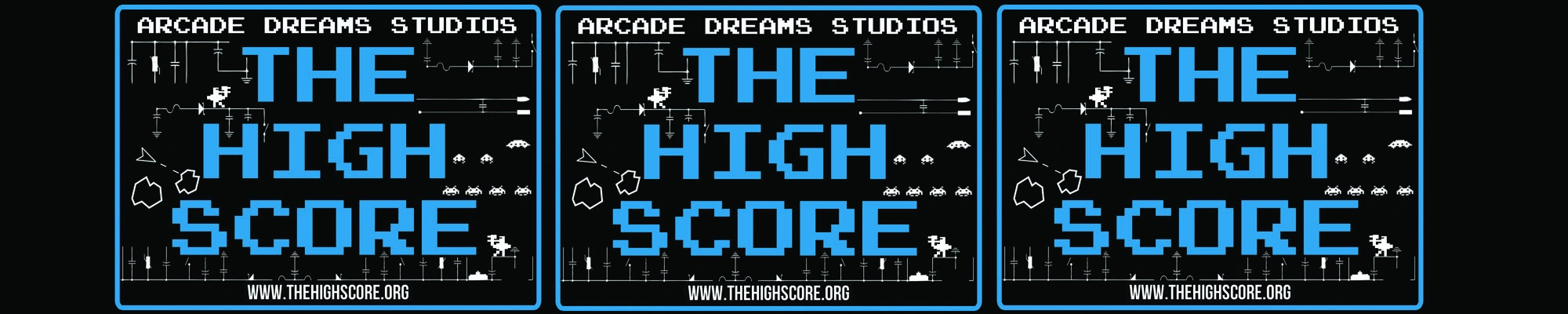 thehighscore Cover