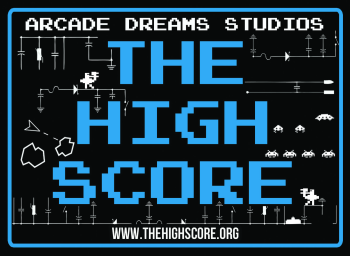 thehighscore's Artist Shop Logo