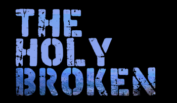 theholybroken's Artist Shop Logo