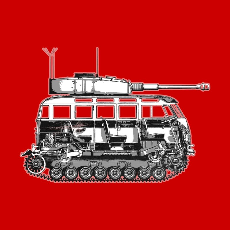 Tanks For The Lovin' by theillustrator's Artist Shop