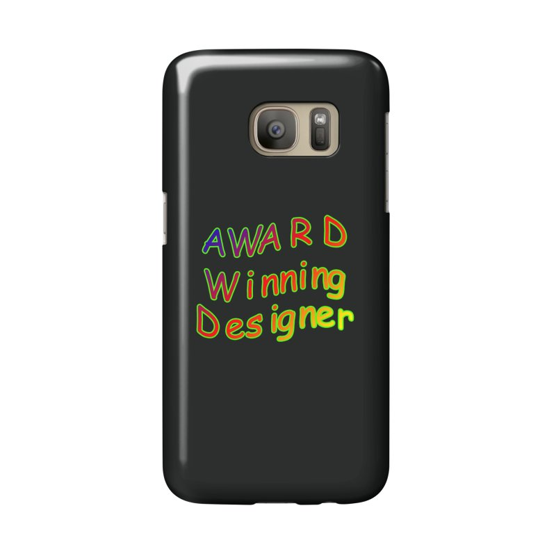 Award Winning Designer Accessories Phone Case by The Incumbent Agency