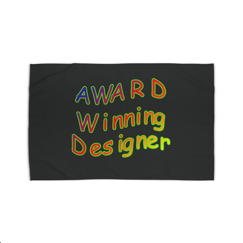 Award Winning Designer Home Rug by The Incumbent Agency
