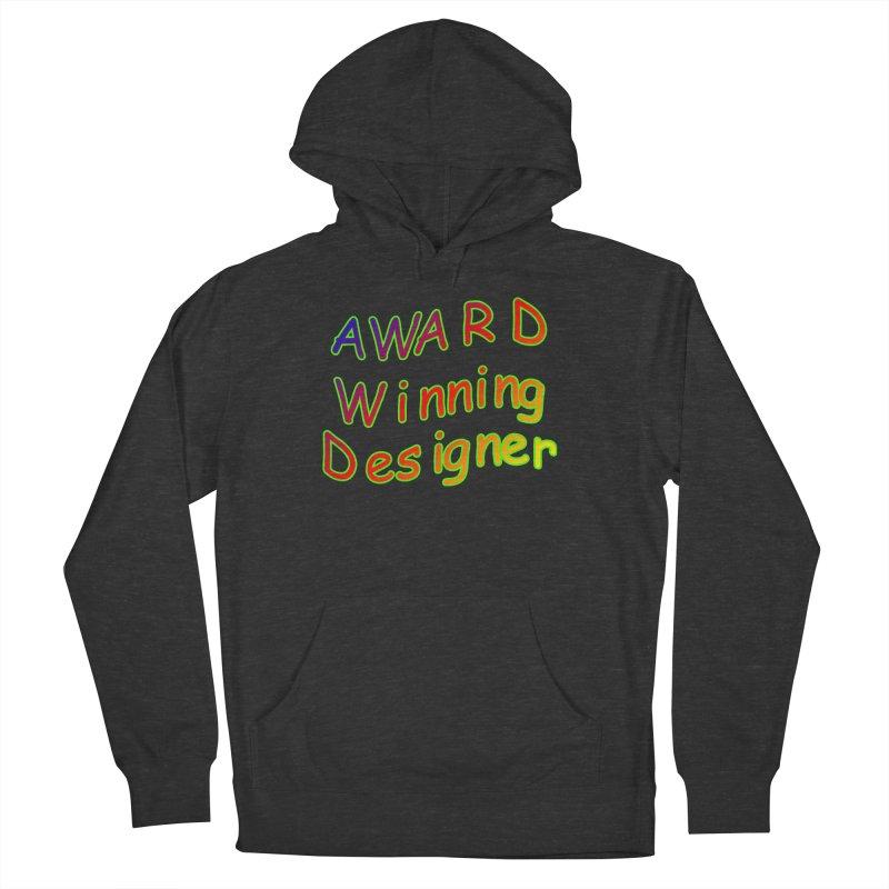 Award Winning Designer Men's Pullover Hoody by The Incumbent Agency