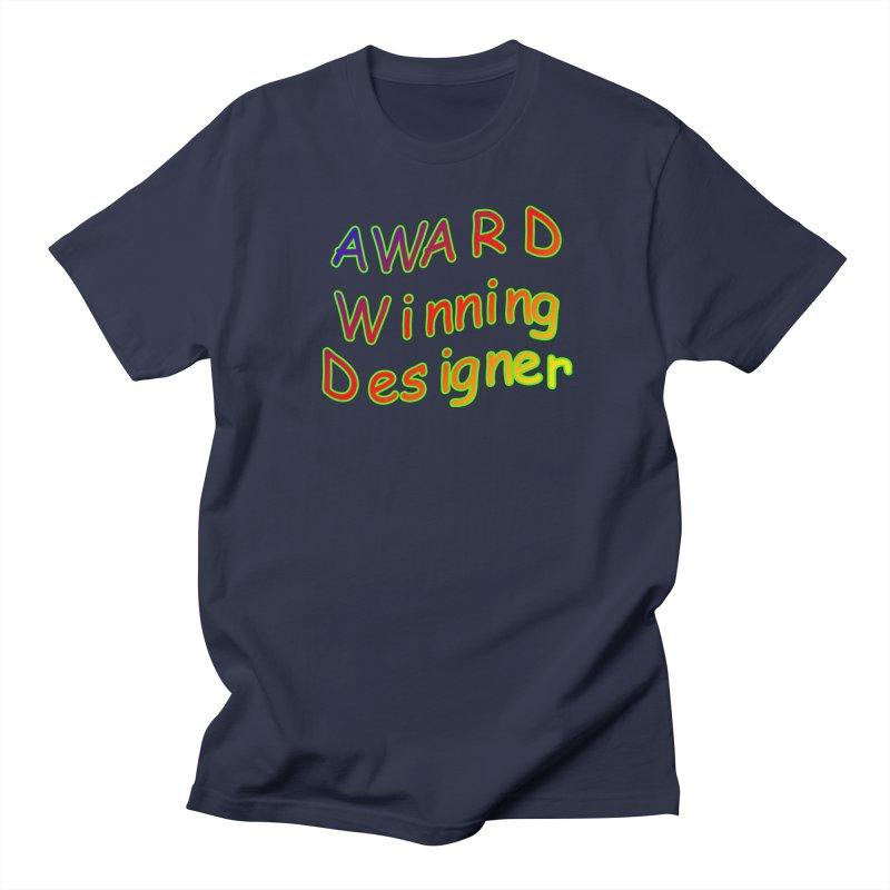 Award Winning Designer Women's T-Shirt by The Incumbent Agency