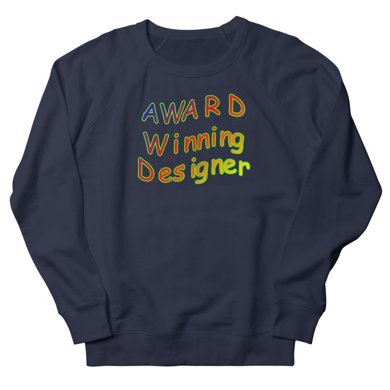 Award Winning Designer Men's Sweatshirt by The Incumbent Agency