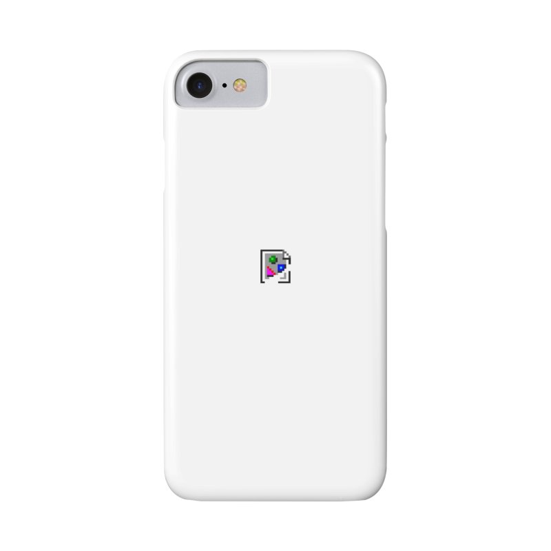 Broken Image Accessories Phone Case by The Incumbent Agency