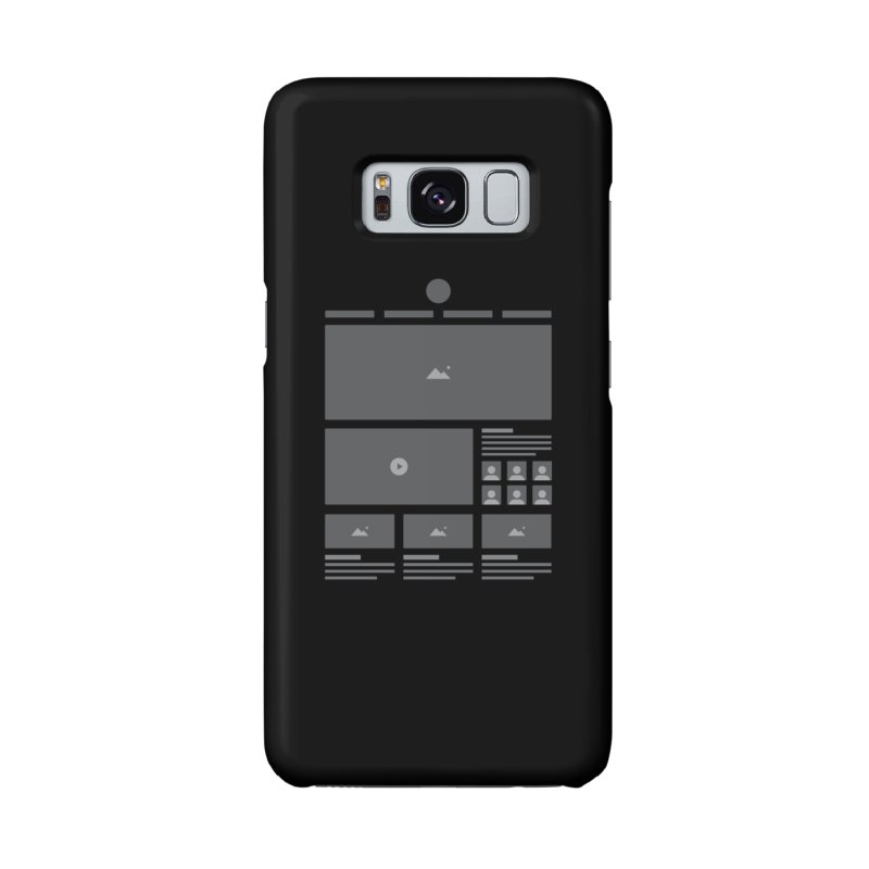 HTeeML Accessories Phone Case by The Incumbent Agency