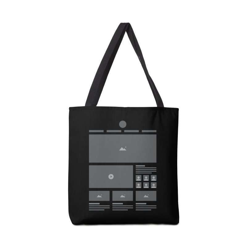 HTeeML Accessories Tote Bag Bag by The Incumbent Agency