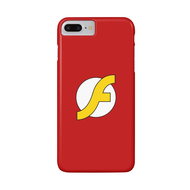 Flash Accessories Phone Case by The Incumbent Agency