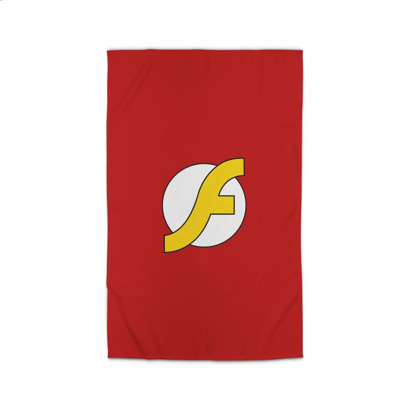 Flash Home Rug by The Incumbent Agency