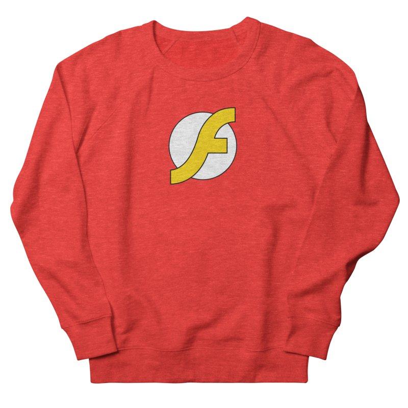 Flash Men's Sweatshirt by The Incumbent Agency