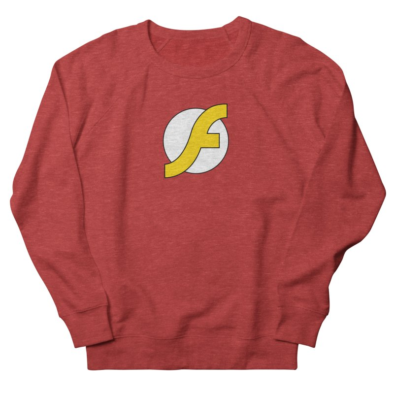 Flash Men's Sweatshirt by The Incumbent Agency