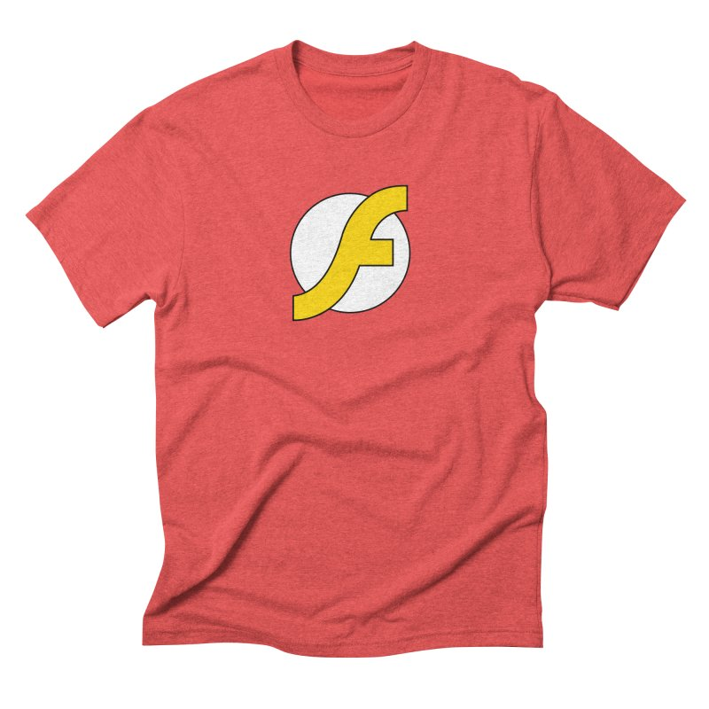 Flash Men's Triblend T-Shirt by The Incumbent Agency