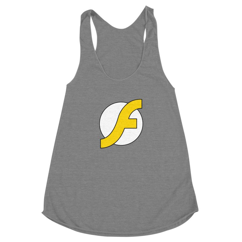 Flash Women's Tank by The Incumbent Agency