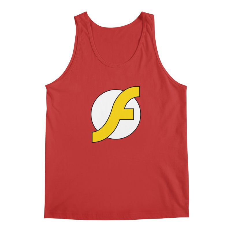 Flash Men's Regular Tank by The Incumbent Agency