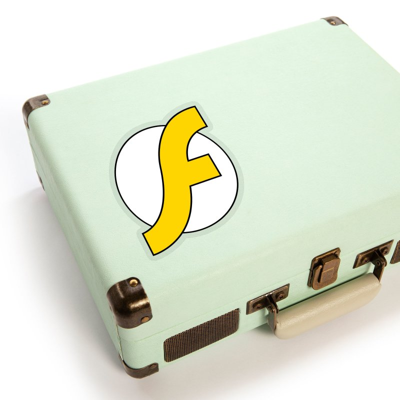 Flash Accessories Sticker by The Incumbent Agency