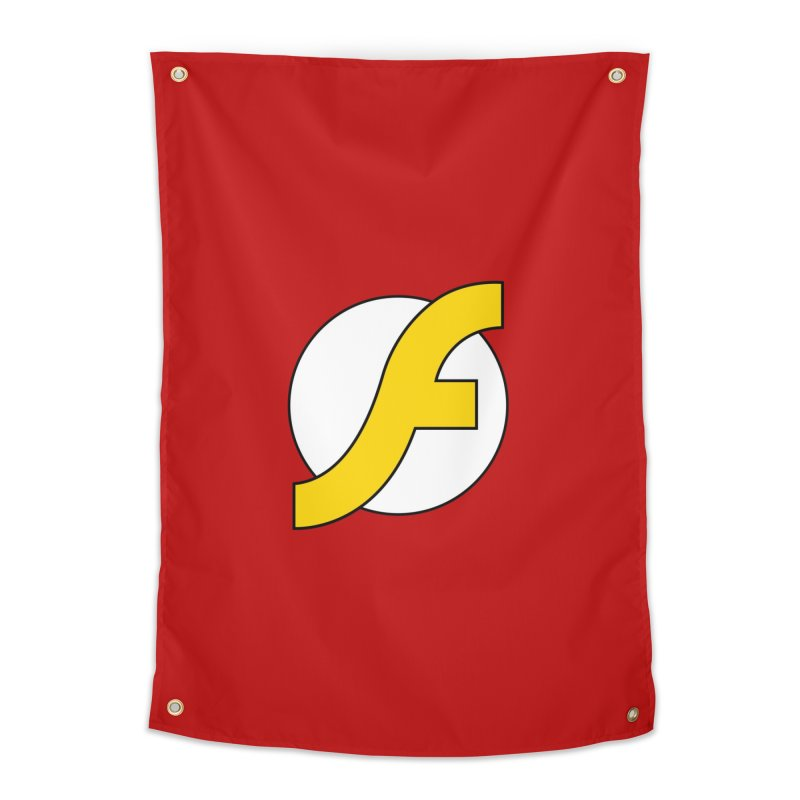 Flash Home Tapestry by The Incumbent Agency