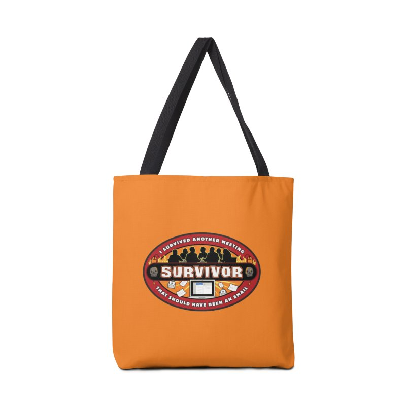 Meeting Survivor Accessories Bag by The Incumbent Agency