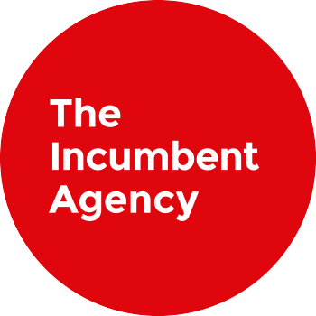 The Incumbent Agency Logo