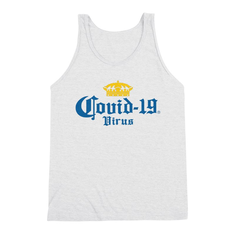 Corona Men's Tank by theinfamousclam's Shop
