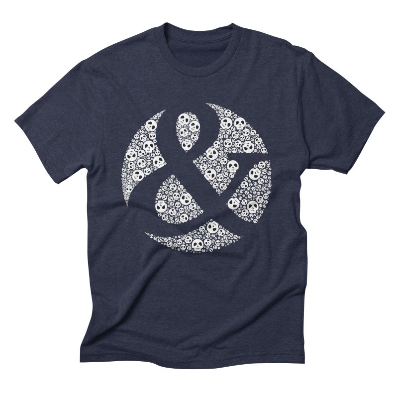 Amperskull Men's Triblend T-Shirt by ink'd