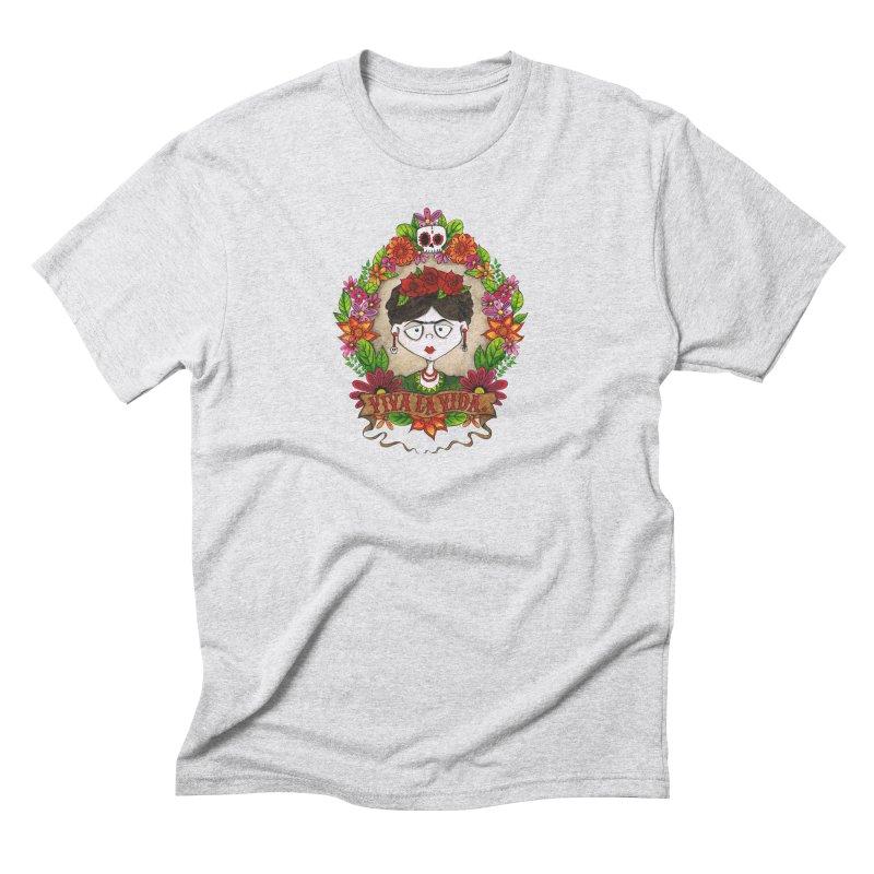 Viva La Vida Men's Triblend T-shirt by theinkedskull