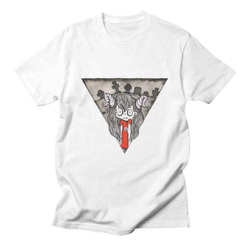 Capricorn Men's T-Shirt by ink'd