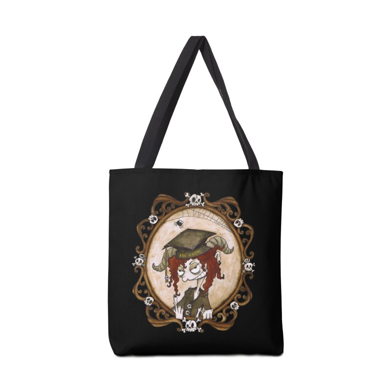 Brat Academy Accessories Bag by theinkedskull