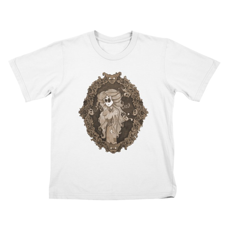 Lenore Kids T-shirt by theinkedskull