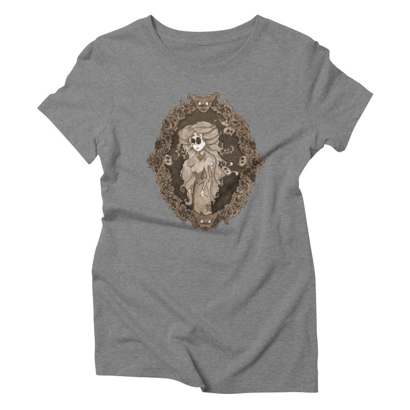 Lenore Women's Triblend T-Shirt by ink'd