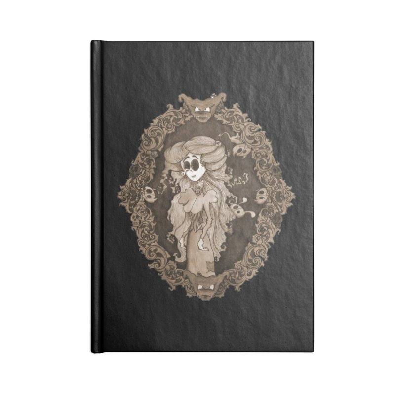 Lenore Accessories Notebook by theinkedskull