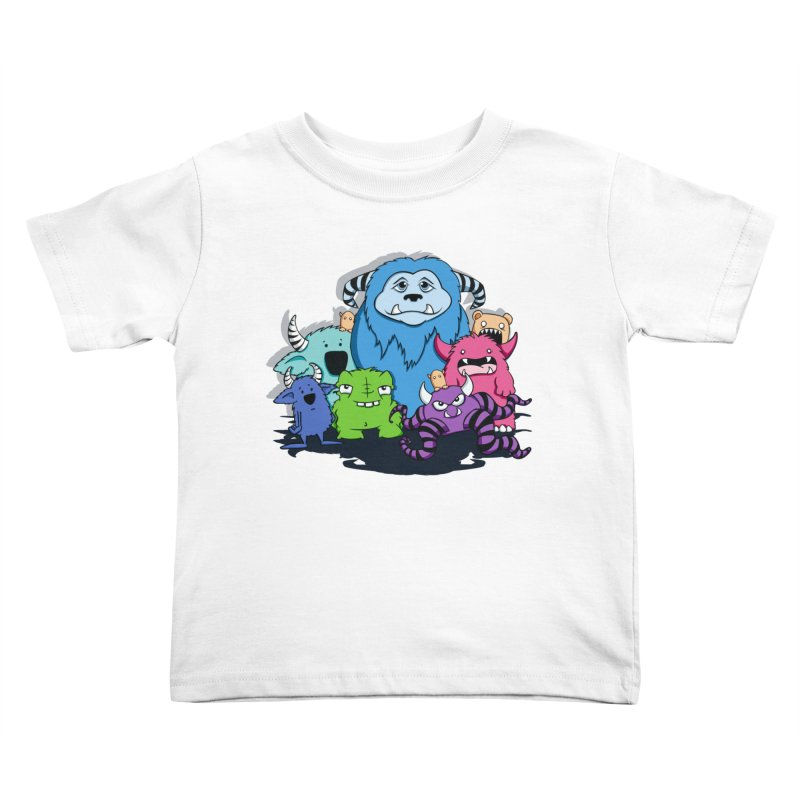 Consumed Kids Toddler T-Shirt by ink'd