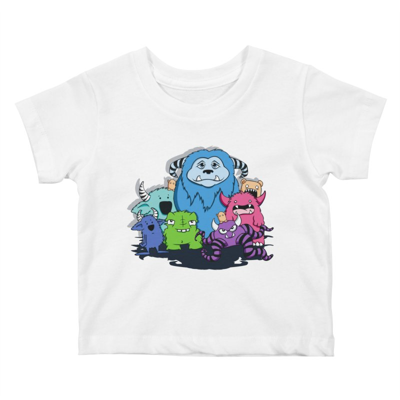 Consumed Kids Baby T-Shirt by ink'd
